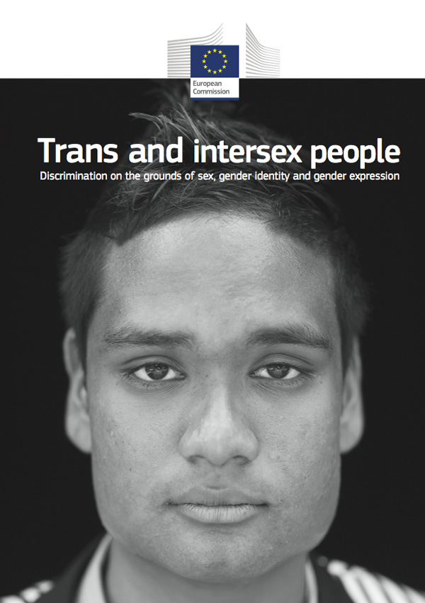 EU report on discrimination against intersex and trans people